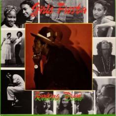 Ranking Dread - Girls Fiesta -Ltd- ( 1 VINYL ) - Muzica Reggae
