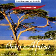 Sounds of the Earth - Into Africa ( 1 CD ) - Muzica Ambientala