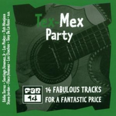 Artisti Diversi - Tex Mex Party ( 1 CD ) - Muzica Blues