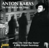 Anton Karas - First Man of Zither ( 1 CD )