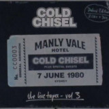 Cold Chisel - The Live Tapes 3 ( 2 CD + 1 DVD )