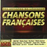 V/A - Les Artistes De Legendes ( 10 CD )