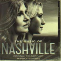 OST - Music of Nashville -S.3.2 ( 1 CD ) - Muzica soundtrack
