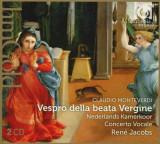C. Monteverdi - Vespro Della Beata Virgin ( 2 CD )