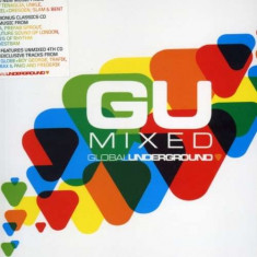 V/A - Gu Mixed -Ltd- ( 4 CD ) - Muzica Dance