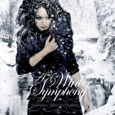 Sarah Brightman - Winter Symphony ( 1 CD ) - Muzica Sarbatori