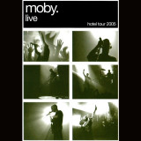Moby - Hotel Tour [DVD+CD] ( 2 DVD ) - Muzica Dance
