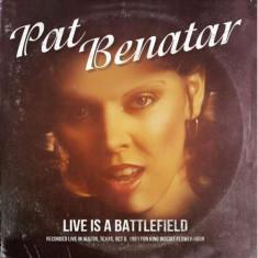 Pat Benatar - Live is a Battlefield ( 1 CD ) - Muzica Pop