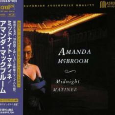 Amanda McBroom - Midnight Matinee ( 1 XRCD24 ) - Muzica Corala
