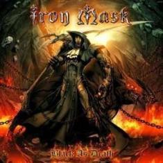 Iron Mask - Black As Death ( 1 CD ) - Muzica Rock