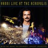 Yanni - Live at the Acropolis ( 1 CD )