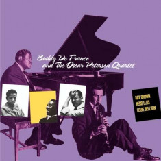 Buddy De Franco - And the Oscar Peterson.. ( 1 CD ) - Muzica Jazz