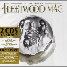 Fleetwood Mac - The Very Best Of Fleetwood Mac ( 2 CD ) - Muzica Blues