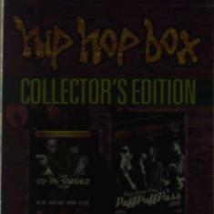 V/A - Hip Hop Box -2dvd- ( 2 DVD ) - Muzica Hip Hop