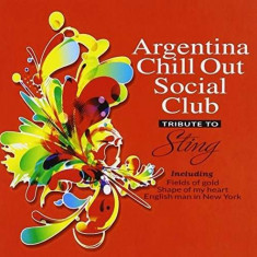 Argentina Chill Out Socia - Tribute To Sting ( 1 CD ) - Muzica Chillout