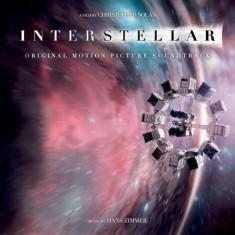 OST - Interstellar ( 2 VINYL ) - Muzica soundtrack