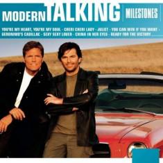 Modern Talking - Milestones ( 1 CD ) - Muzica Pop