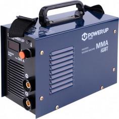 Aparat de sudura cu Invertor MMA IGBT PowerUp 73201, 160 A