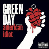 Green Day - American Idiot ( 2 VINYL ) - Muzica Rock