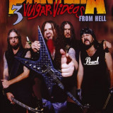 Pantera - 3 Vulgar Videos from Hell ( 2 DVD ) - Muzica Rock