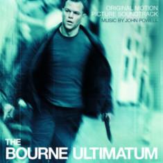 OST - The Bourne Ultimatum ( 1 CD ) - Muzica soundtrack