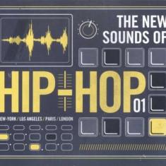 V/A - New Sound Of Hip Hop ( 2 CD ) - Muzica Hip Hop