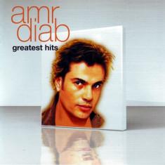 Amr Diab - Greatest Hits 1996-2003 ( 1 CD ) - Muzica Ambientala