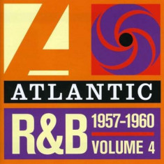 Artisti Diversi - Atlantic R& B47-74 Vol.4 ( 1 CD ) - Muzica R&B