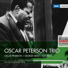 Oscar Peterson Trio - Oscar Peterson Trio -.. ( 1 CD ) - Muzica Jazz