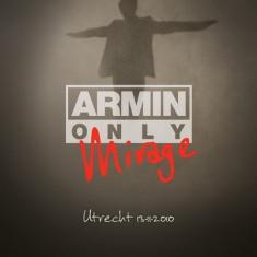 Armin Van Buuren - Armin Only - Mirage ( 1 DVD + 1 BLU-RAY ) - Muzica House