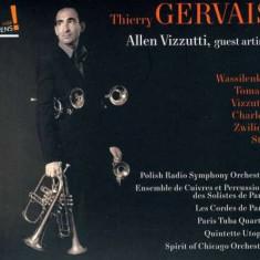 Gervais/Vizzutti - Thiery Gervais, Trompete ( 1 CD ) - Muzica Clasica