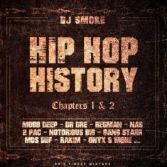 V/A - Hip Hop History.. ( 2 CD ) - Muzica Hip Hop