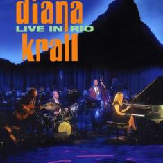 Diana Krall - Live in Rio (Special Edition) ( 2 DVD ) - Muzica Corala