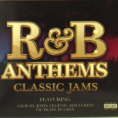 V/A - R&B Anthems - Classic.. ( 3 CD ) - Muzica R&B