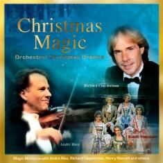 Artisti Diversi - Christmas Magic ( 1 CD ) - Muzica Sarbatori