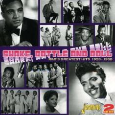 Artisti Diversi - Shake Rattle and Roll ( 2 CD ) - Muzica Rock & Roll