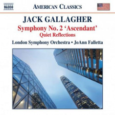 J. Gallagher - Symphony No.2 Ascendant ( 1 CD ) - Muzica Clasica