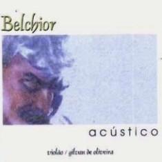 Belchior - Acustico ( 1 CD ) - Muzica Latino