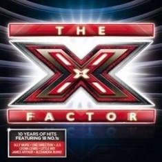 V/A - X Factor ( 2 CD ) - Muzica Pop