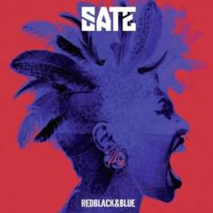 Sate - Redblack & Blue ( 1 CD ) - Muzica Blues