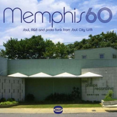 Various Artists - Memphis 60-Soul, R&B And Proto Funk From Soul City ( 1 CD ) - Muzica R&B