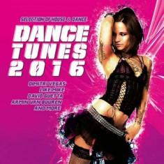 Artisti Diversi - Dance Tunes 2016 ( 2 CD ) - Muzica Dance