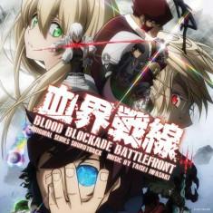 OST - Blood Blockade.. ( 1 CD )
