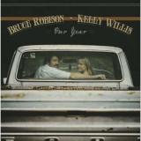 Bruce & Kelly Willis Robison - Our Year ( 1 VINYL ) - Muzica Folk