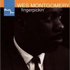 Wes Montgomery - Finger Pickin' ( 1 CD ) - Muzica Jazz