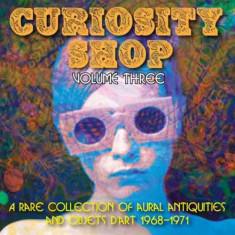 V/A - Curiosity Shop Vol.3 ( 1 CD ) - Muzica Rock & Roll