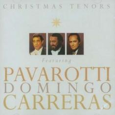 Artisti Diversi - Christmas Tenors ( 1 CD ) - Muzica Sarbatori