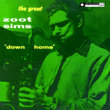 Zoot Sims - Down Home ( 1 VINYL )