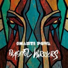 Shanti Powa - Peaceful Warriors ( 1 CD ) - Muzica Reggae