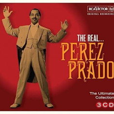Perez Prado - Real Perez Prado ( 3 CD ) - Muzica Latino